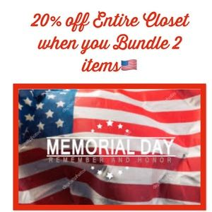 20% OFF Bundles of 2 or More🇺🇸